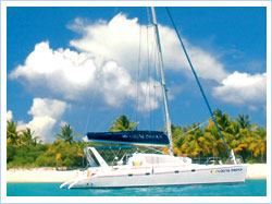 Charter  Viking Dream Catamaran